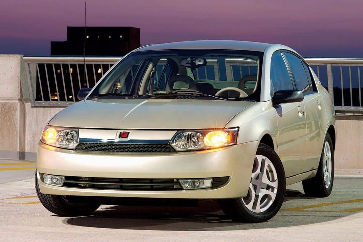 Saturn Ion(Car and Driver)