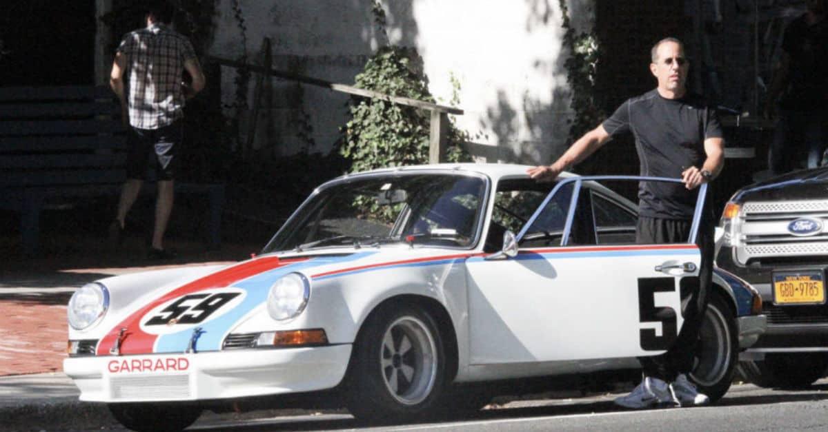 Porsche 911 Carrera Jerry Seinfeld