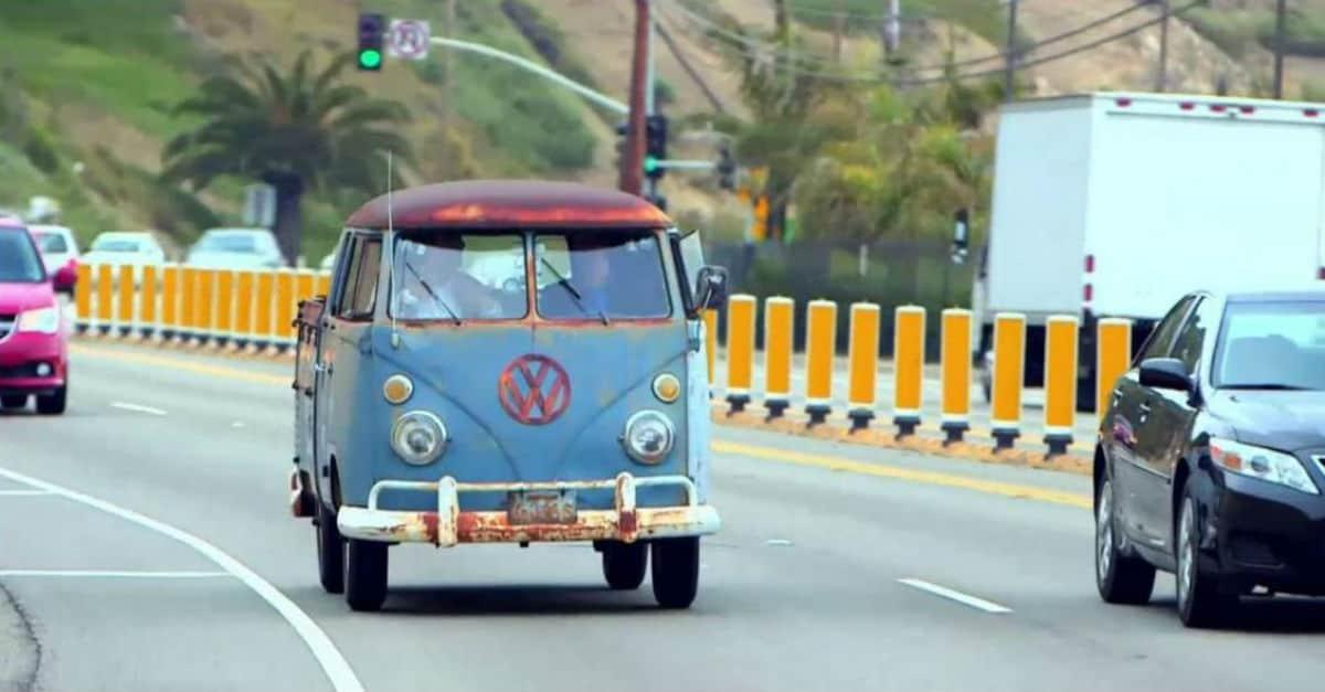 1962 Volkswagen Bus Jerry