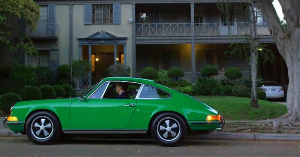 1970 Porsche 911S Jerry