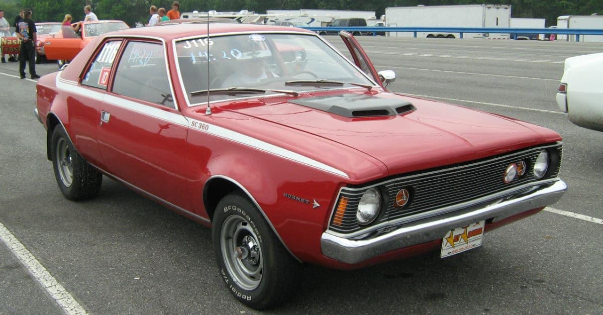 1971 AMC Hornet SC John Cena