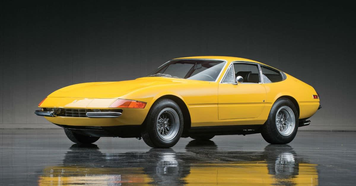 1971 Ferrari 365 Jerry