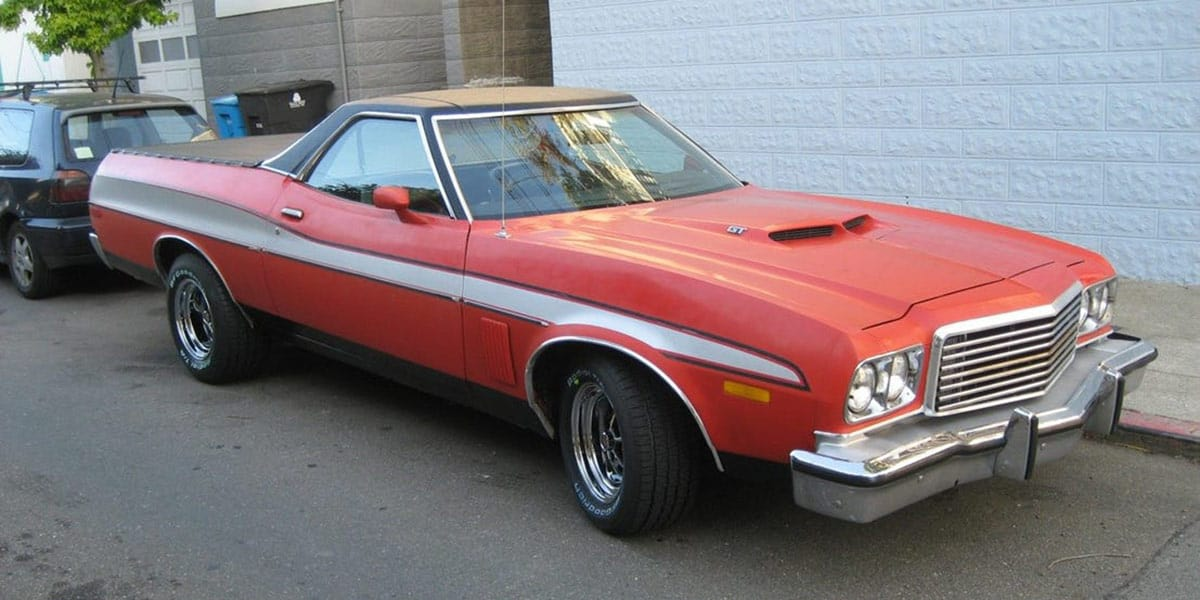 1973 FORD RANCHERO GT BREAKING BAD(Motor1)