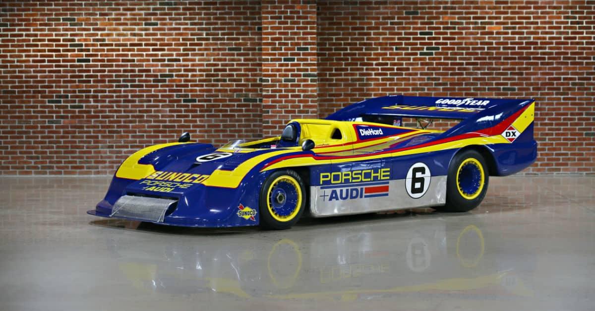 1973 Porsche 91730 Jerry Seinfeld