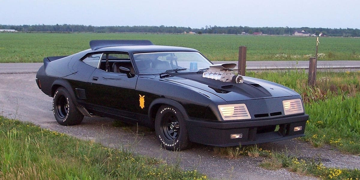 1975 FORD INTERCEPTOR (MAD MAX)