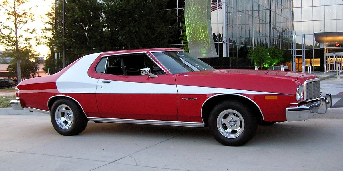 1976 FORD GRAN TORINO STARSKY & HUTCH(Hemmings Daily)