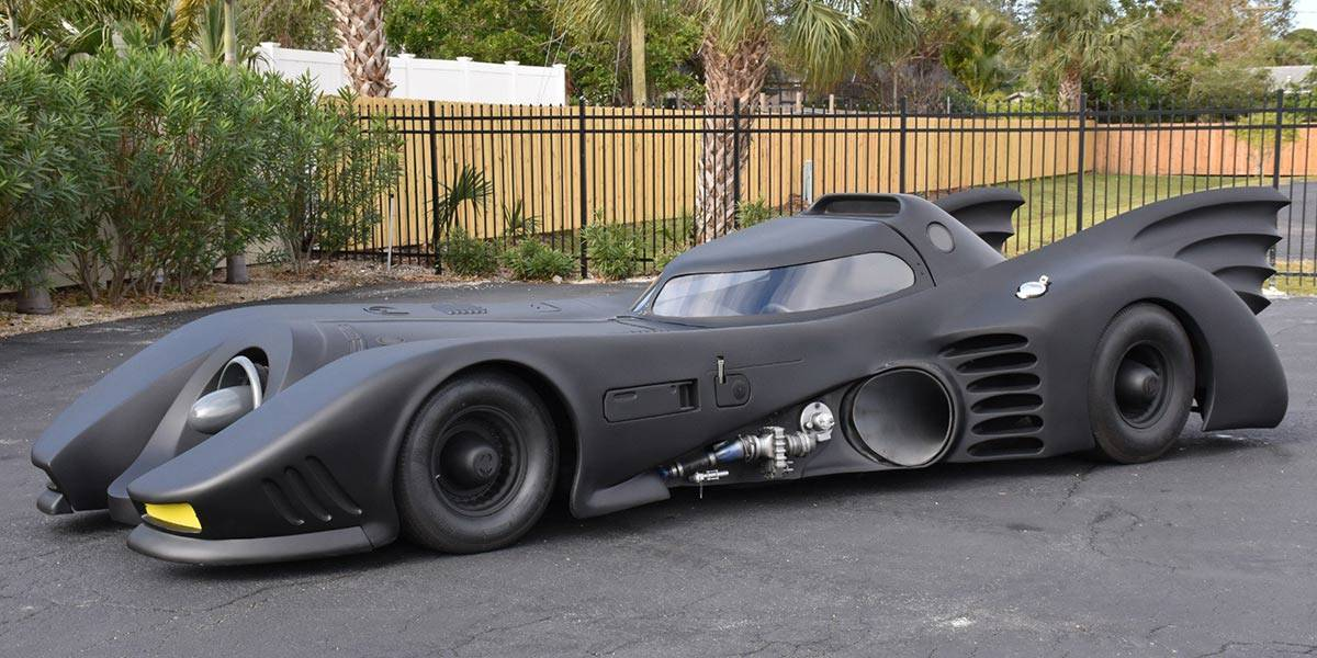 1989 BATMOBILE(Ideal Classic Cars)