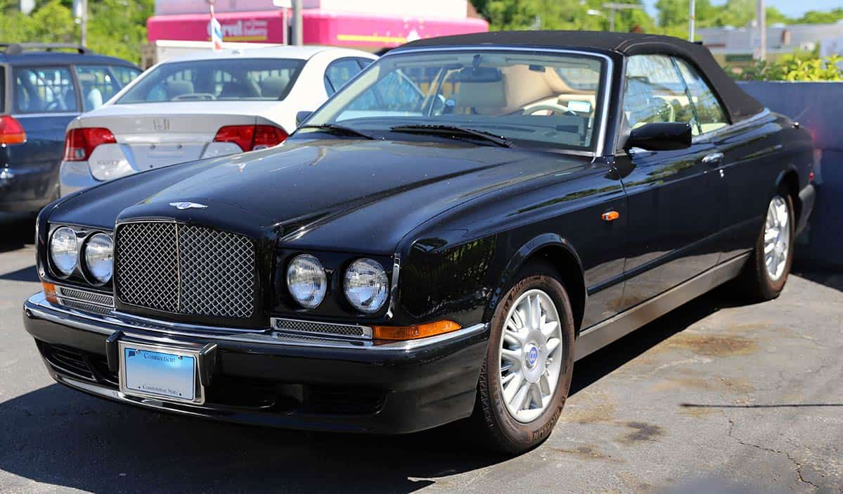 1998_Bentley_Azure_in_black