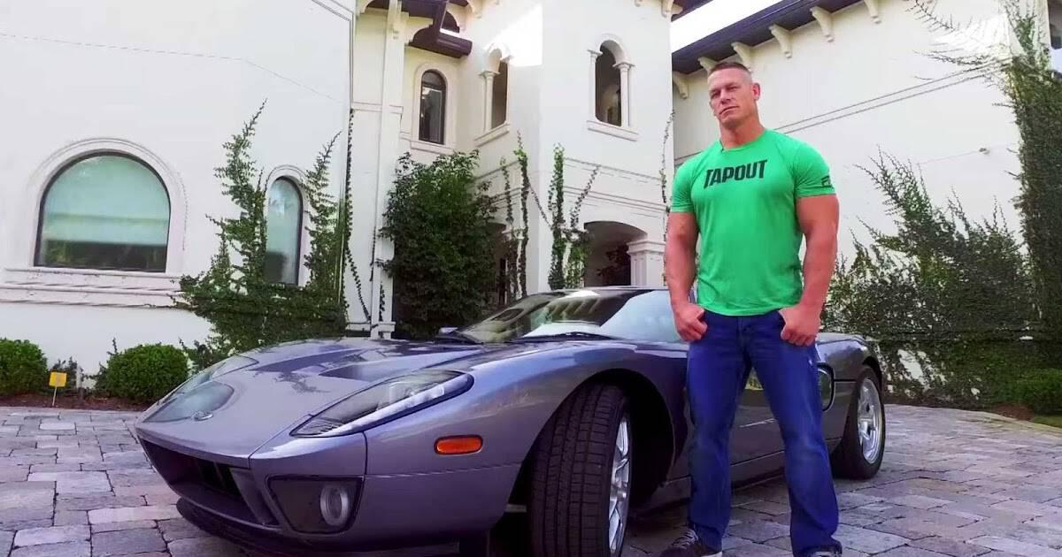2006 FORD GT John Cena