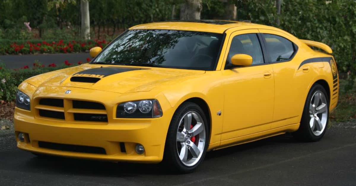 2007 Dodge Charger John Cena