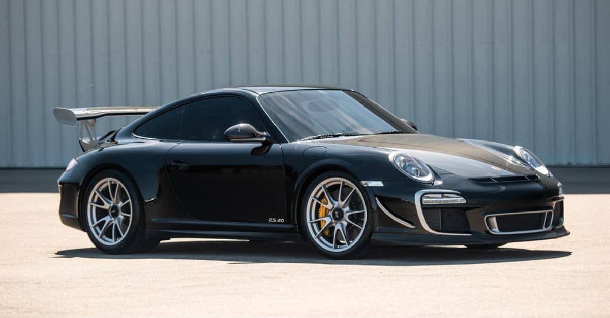 2011 Porsche 911 Jerry