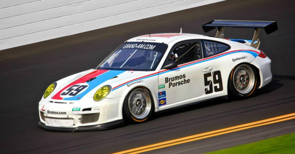 2012 Porsche 997 Jerry Seinfeld