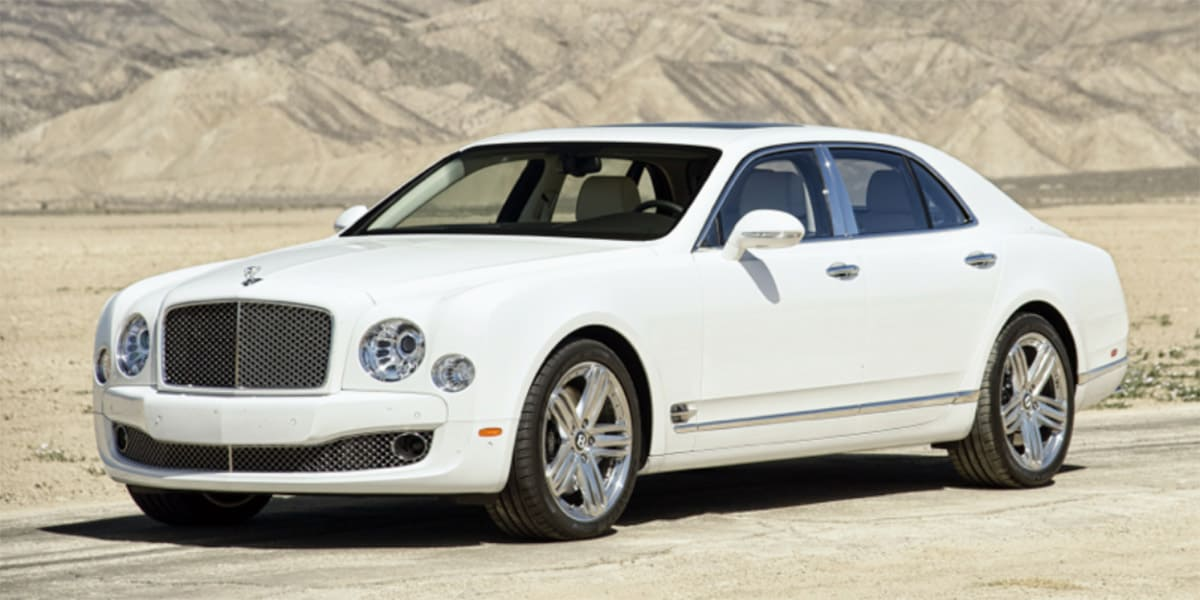 BENTLEY MULSANNE(Nano Truck)