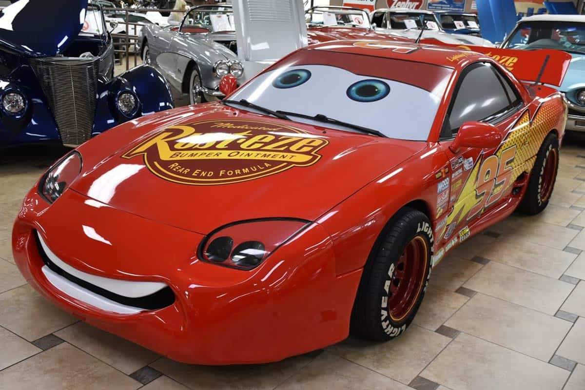 Cars 2(Ideal Classic Cars)