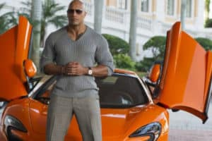 Dwayne Johnson(Ballers)