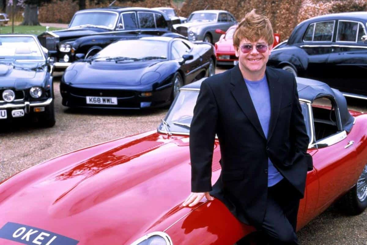 50 Celebrities With Serious Car Collections Yeah Motor