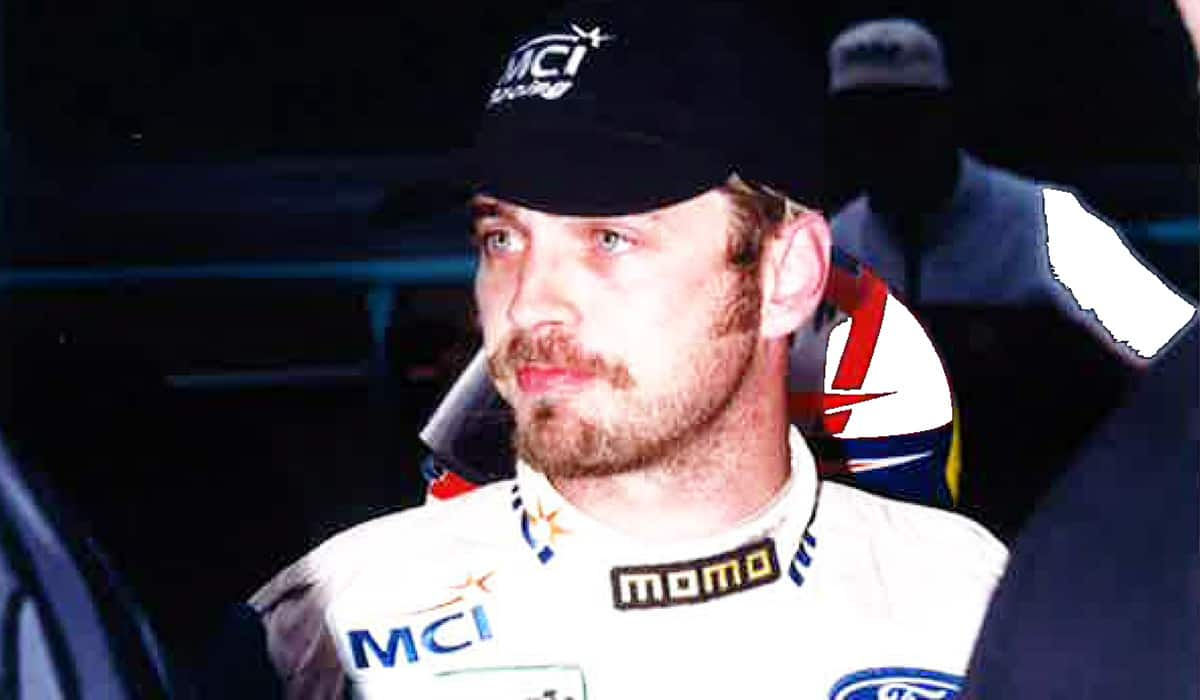 Jason-Priestley(Multimatic Motor Sports)