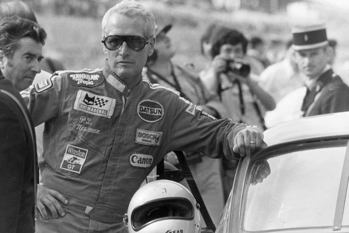Paul Newman(KEYSTONE-GETTY IMAGES)