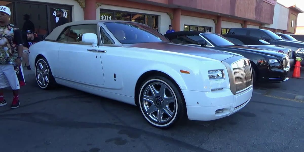 ROLLS-ROYCE PHANTOM(villainfy media)