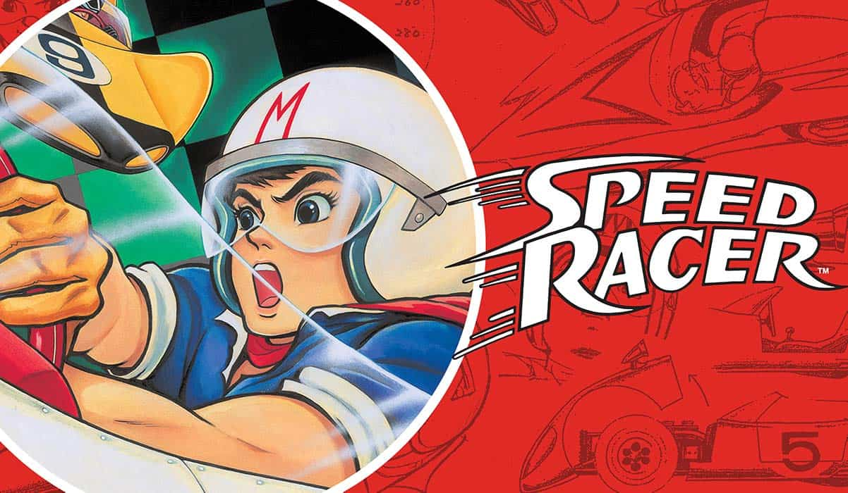 Speed Racer(Funimation)
