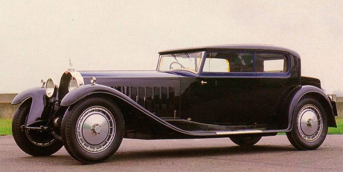 1931 Bugatti Royale Kellner Coupe(Motor1)