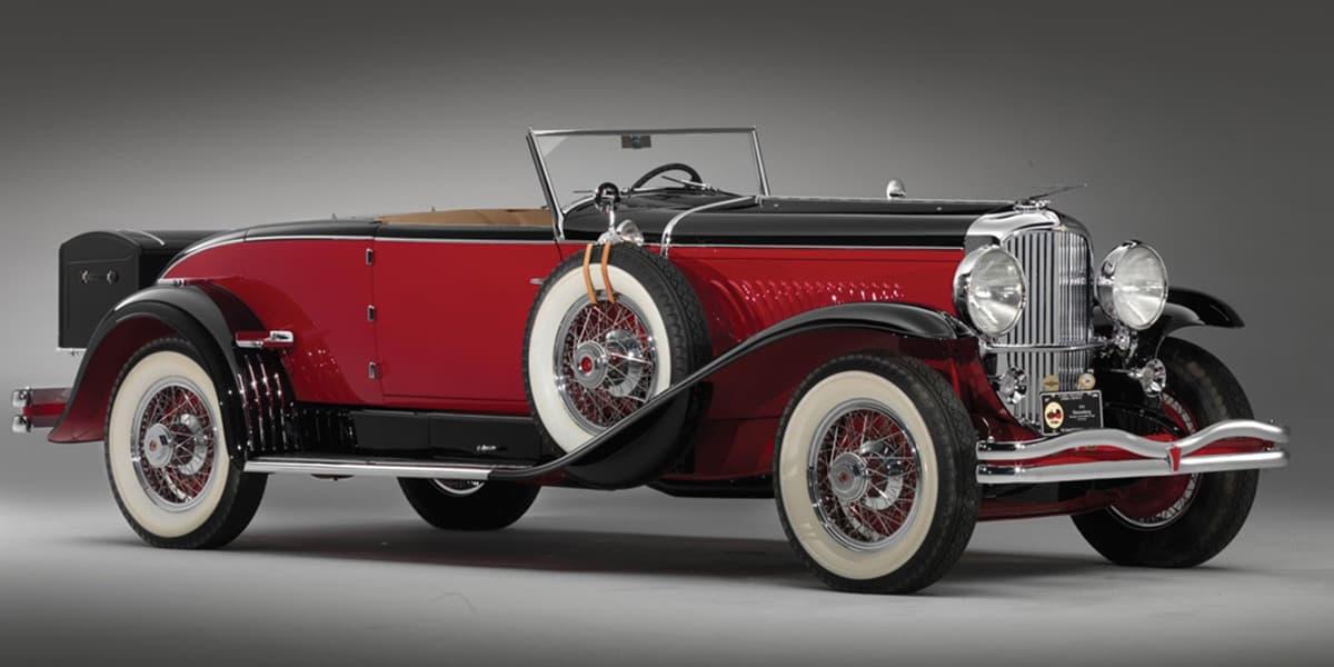 1931 duesenberg model j long-wheelbase coupe(Conceptcarz)