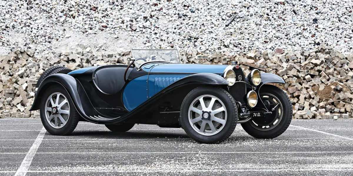 1932_Bugatti_Type_55_Roadster(Mathieu Heurtault), car at auction