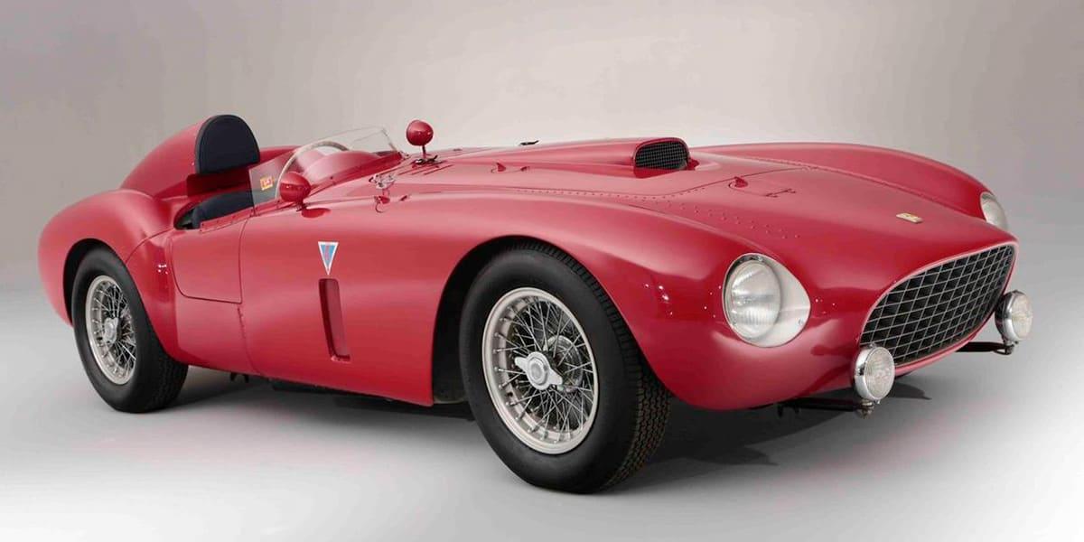 1954 Ferrari 375-Plus Spider Competizione(Hemmings)