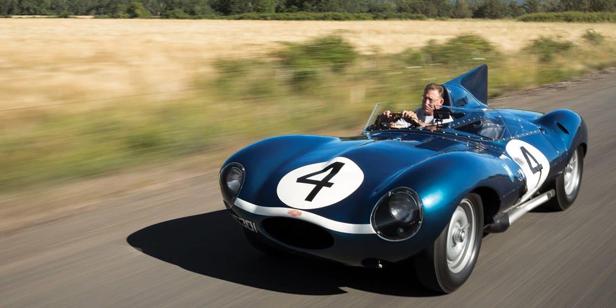 1955 Jaguar D-Type(RM Sothebys)