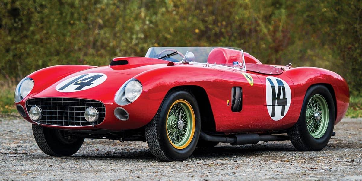 1956 Ferrari 290 MM(RM Sothebys)