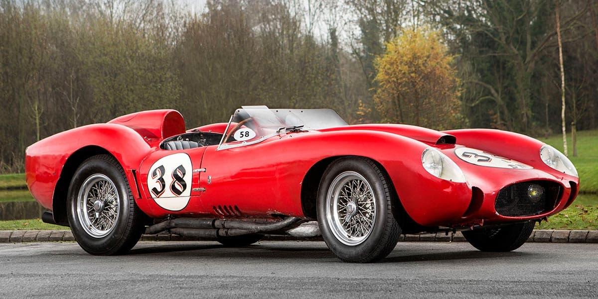 1957 Ferrari 250 Testa Rossa(Tom Hartley)