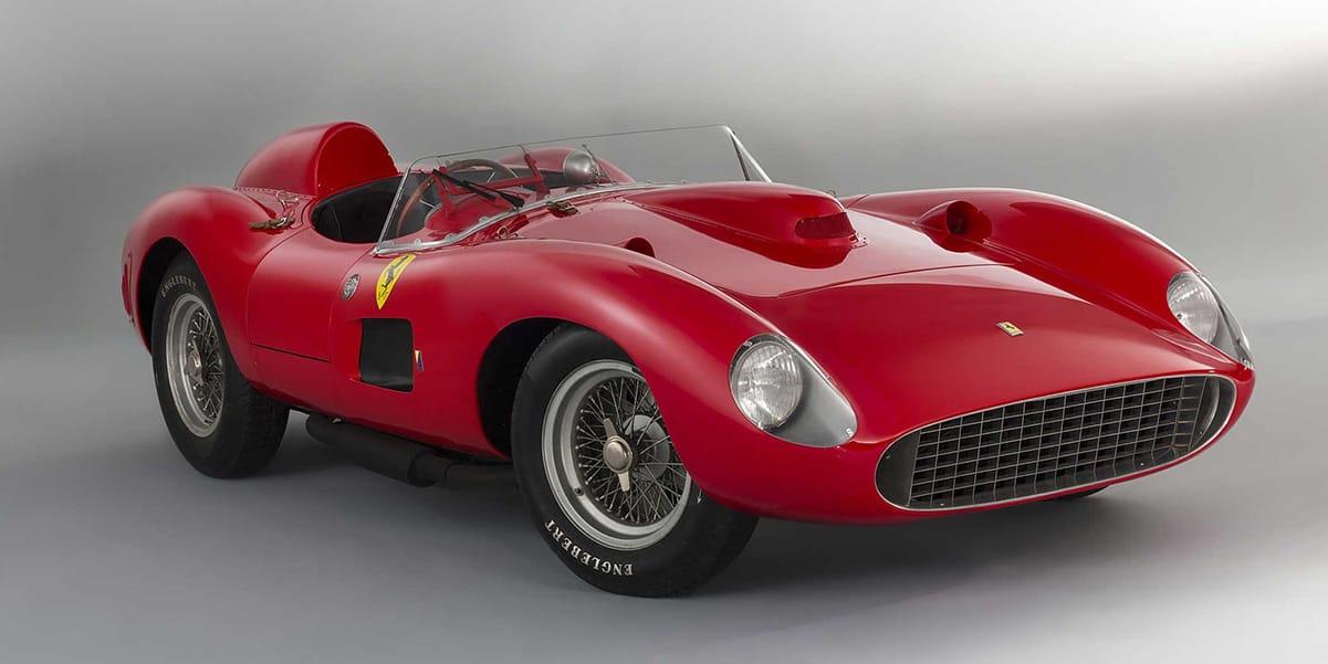 1957 Ferrari 335s(Bournemouth-REX-Shutterstock)