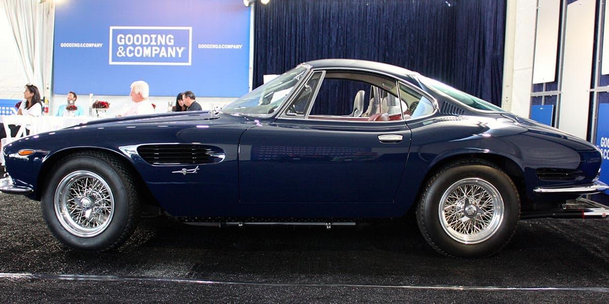 1962 Ferrari 250 GT SWB Berlinetta Speciale(Top SPeed), car at auction