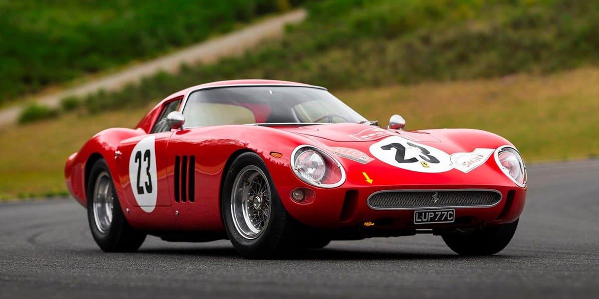 1962 Ferrari 250 GTO(JAMES GILBOY)