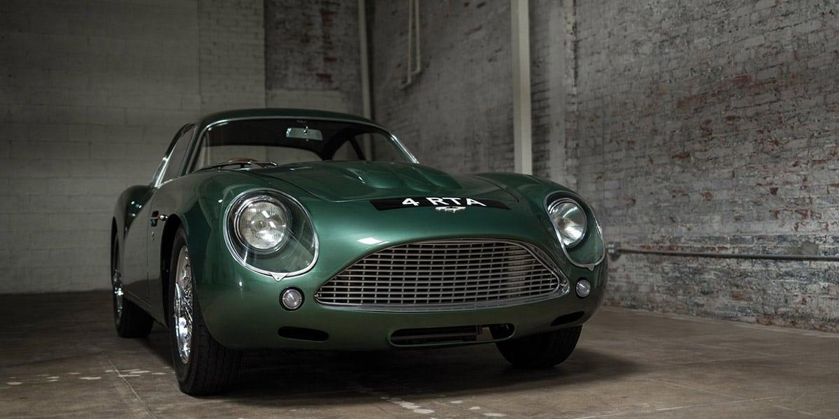 1962 aston martin db4 gt zagato(RM Sothebsy), car at auction