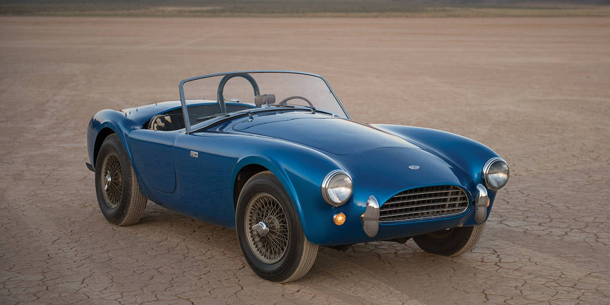 1962 shelby cobra 260(RM Sothebsy), car at auction
