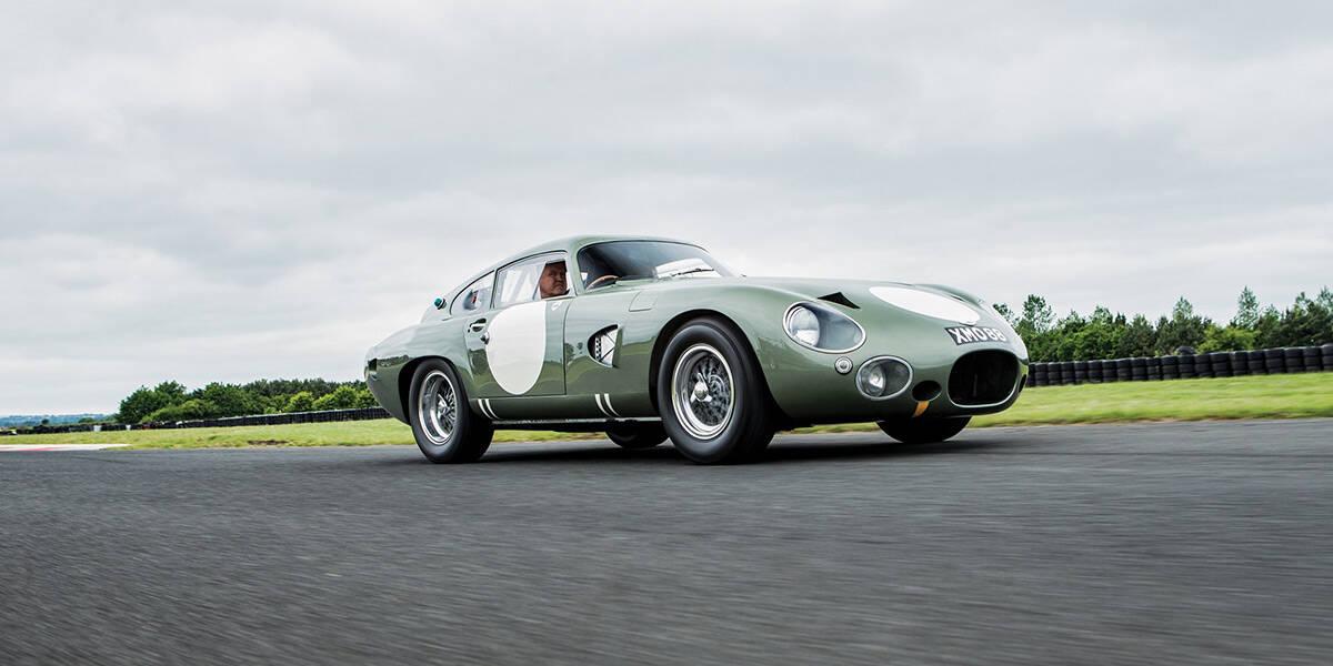 1963 Aston Martin DP215(RM Sothebys)