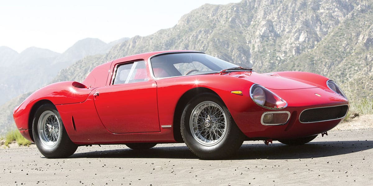 1964 Ferrari 250 LM(RM Sothebys)
