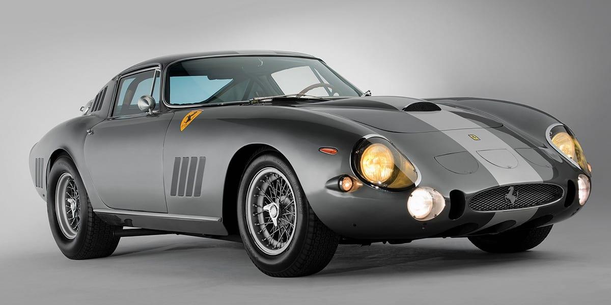 1964 ferrari 275 gtb-c speciale(RM Sothebys)