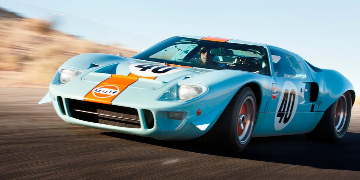 1968 ford gt40(RM Sothebsy), car at auction