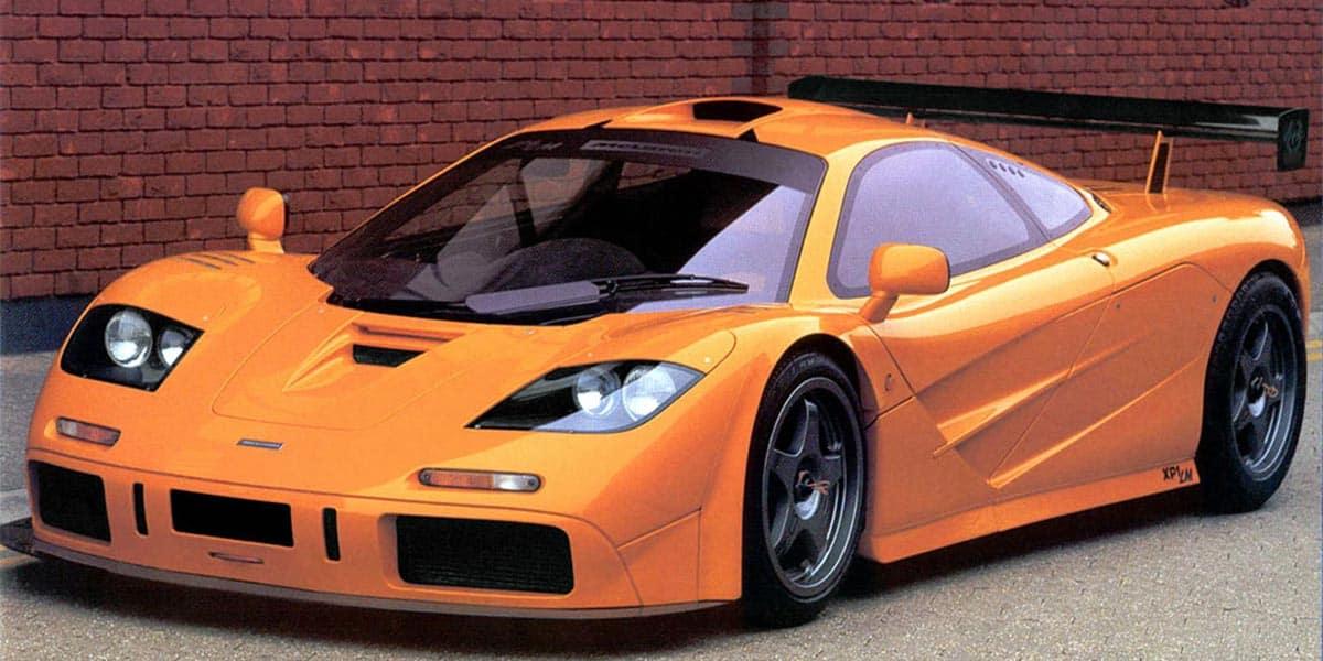 1995 mclaren f1(Top Speed), car at auction