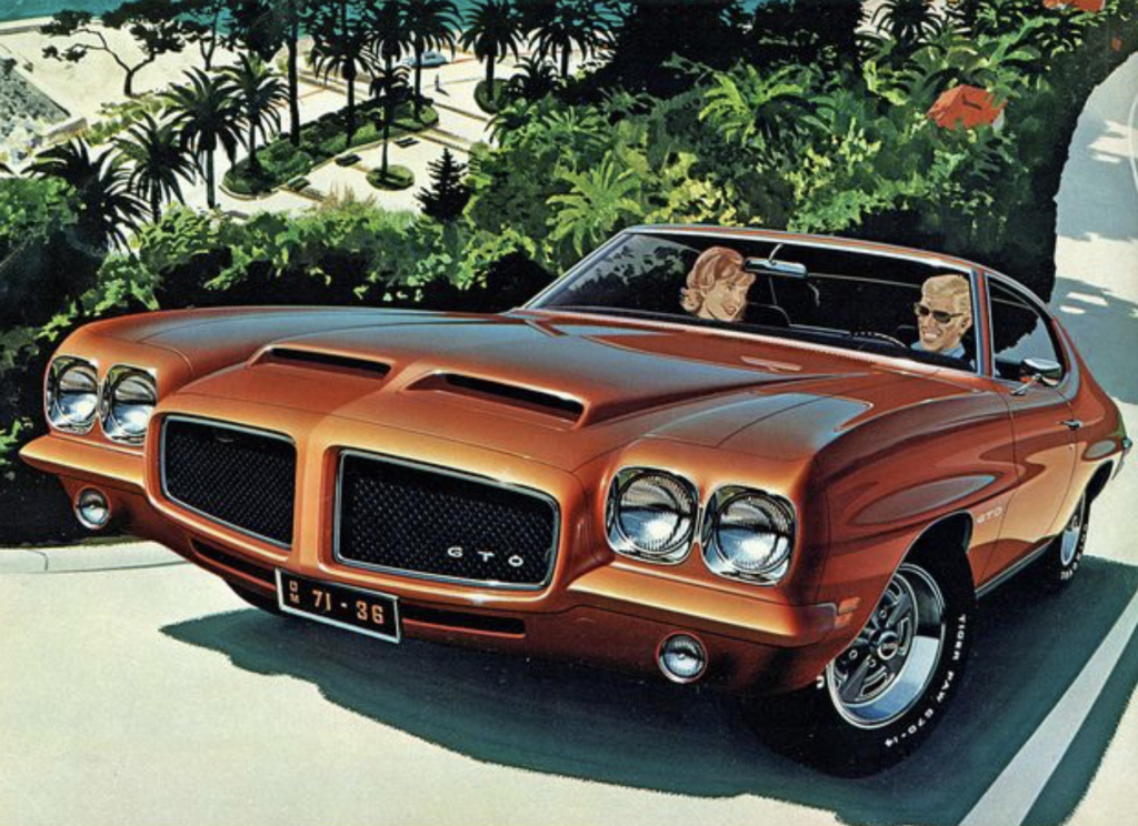 Fastest American Muscle Cars of The 60s and 70s