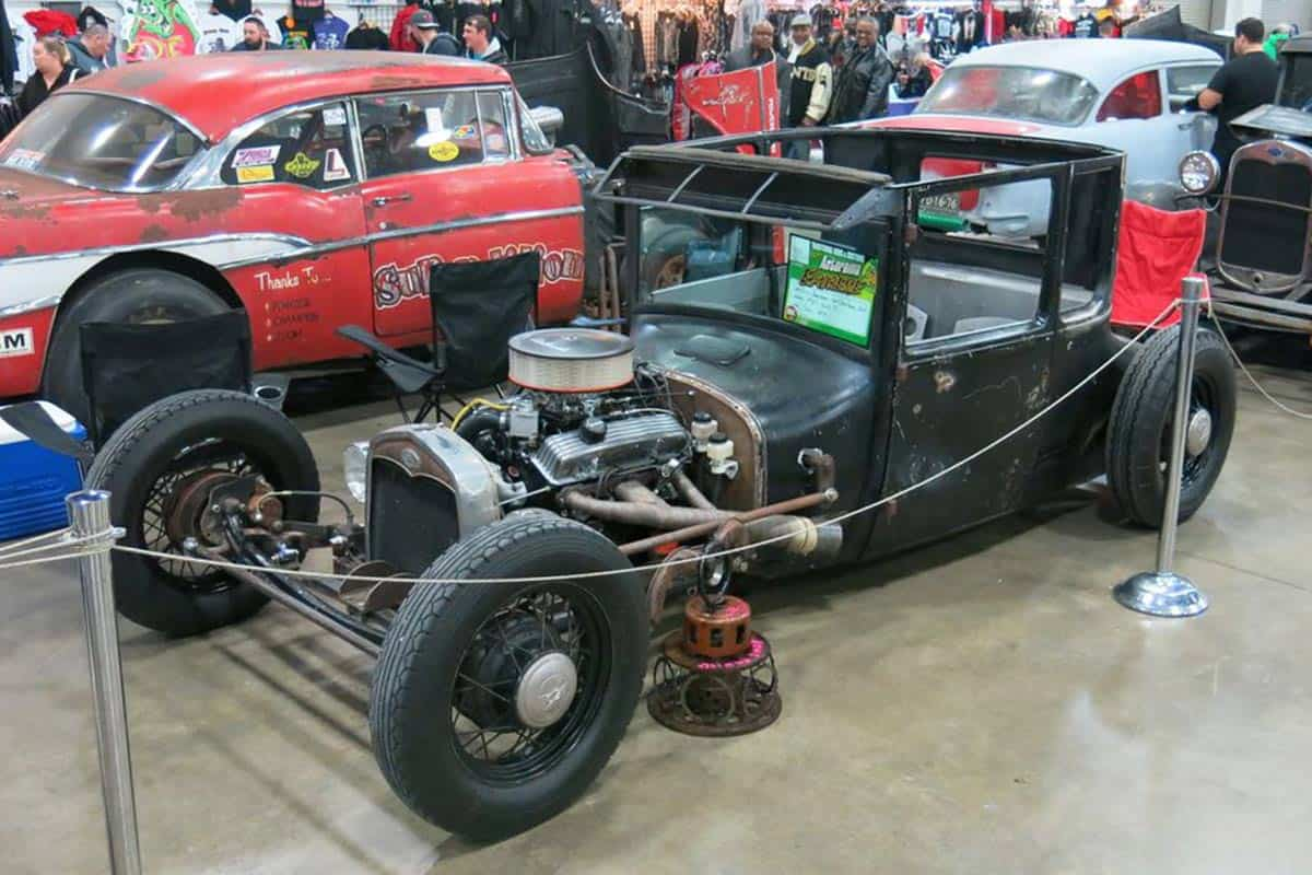 1927 Ford Model T(Rusty BBlackwell)
