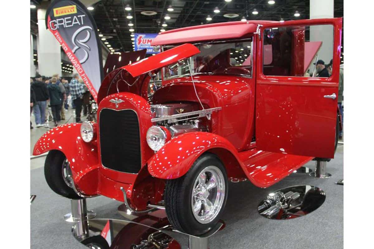 "1929 Ford Pickup ""Phoenix""(Greg Fink)"