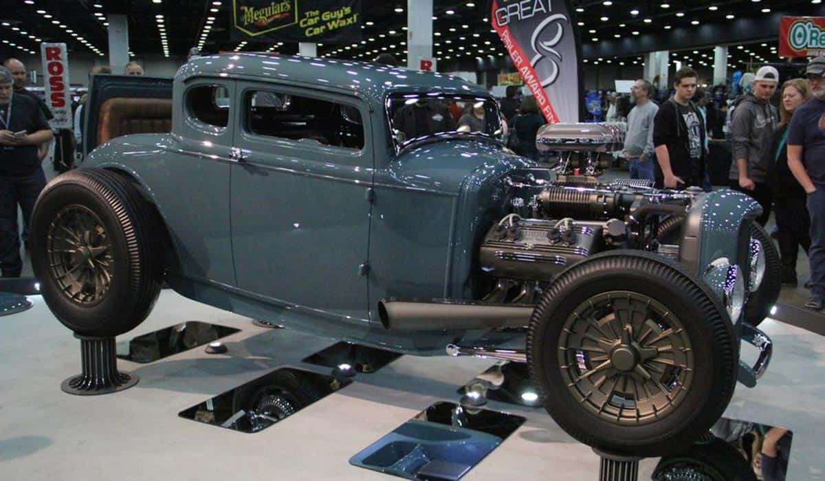1930 Ford Coupe(Greg Fink)