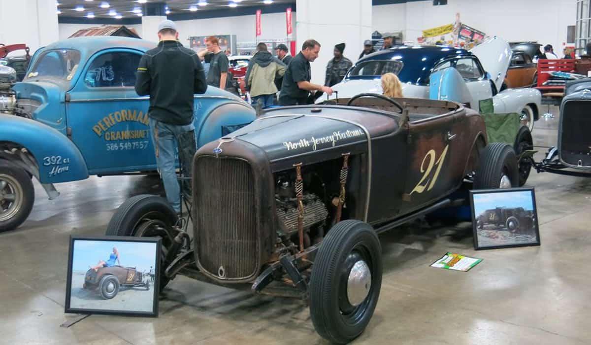 1930 Ford Model A(Rusty Blackwell)