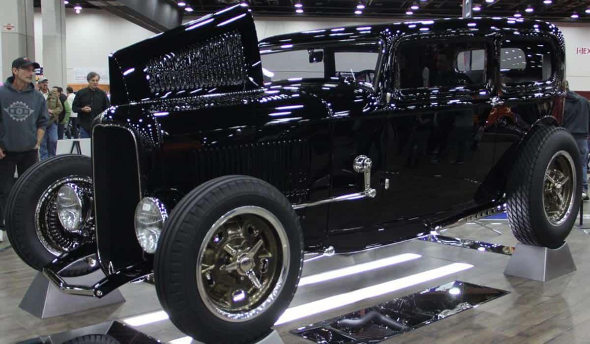 """1932 Ford Tudor """"GPT""""(Greg Fink)"""