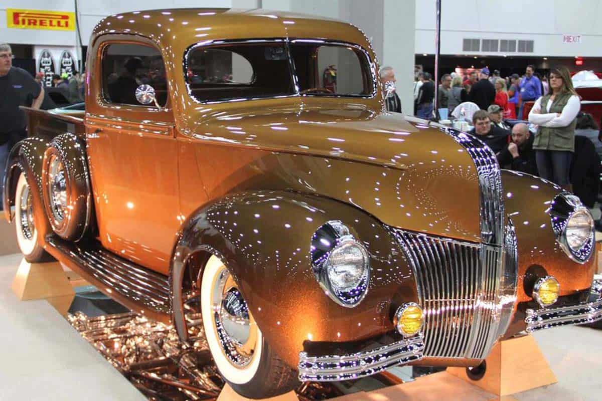 """1941 Ford Pickup """"Gold Standard""""(Greg Fink)"""