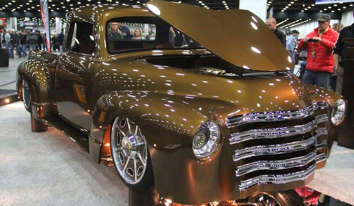 1949 Chevrolet C10(Greg Fink)