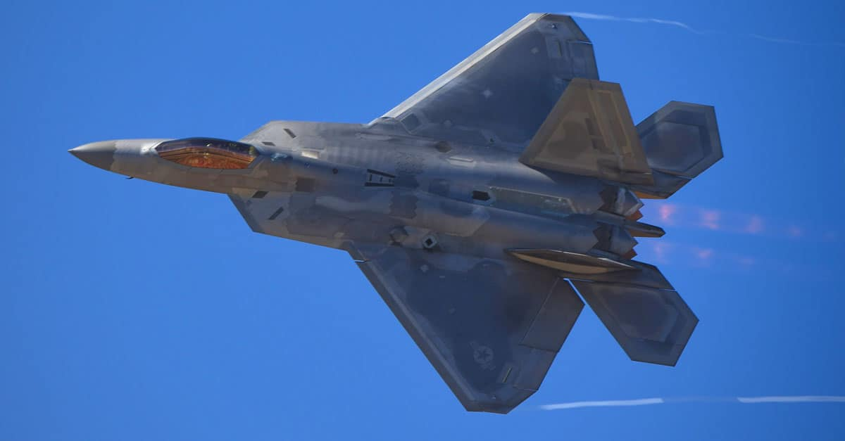 F-22 Raptor Facts You Need To Know